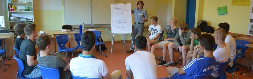 7 Workshop Arbeitswelt im Wandel Studienberatung Herr Welscher